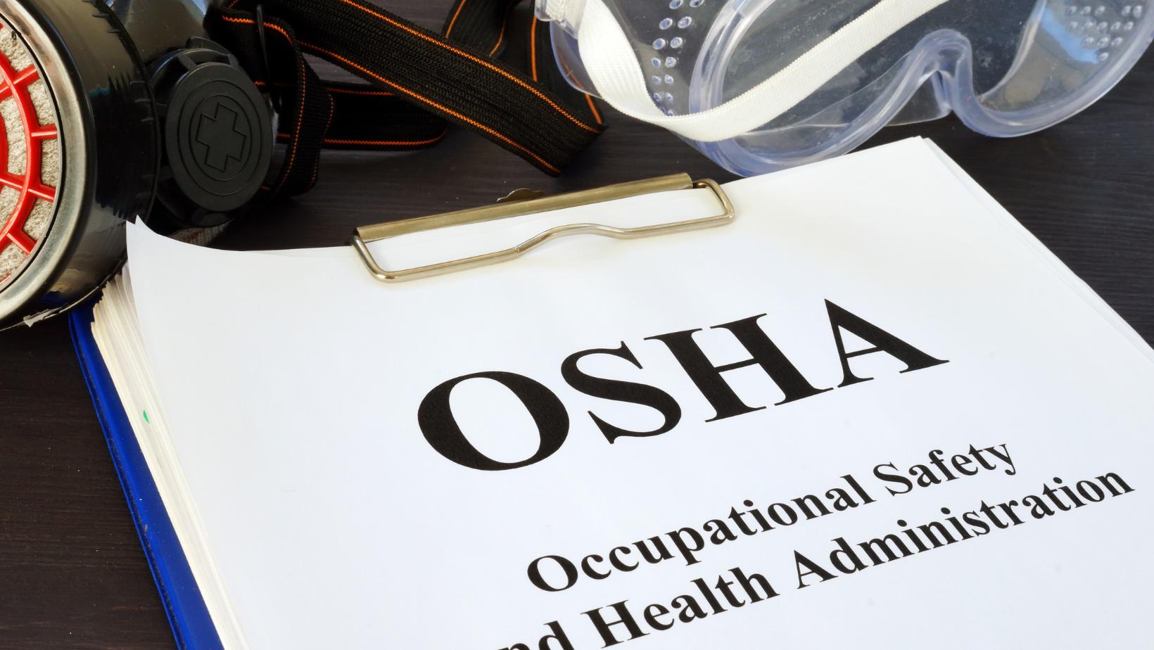 OSHA Small Business HR Update
